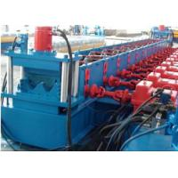 Buy cheap Highway Guardrail Roll Forming Machine High Yield Strength Galvanized W Beam from wholesalers
