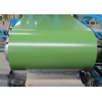 A 3105 H24 PVDF Painted Aluminum Coil Width Customized For Composite Panels Manufactures