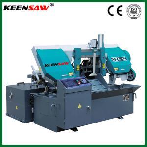 China KEENSAW GZ4232 12-3/5 Horizontal Automatic Metal Cutting Band Saw Machine on sale