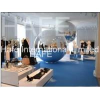 Custom Giant Festival Inflatable Event Structures 1.5 M PVC Mirror Ball Event Decoration Balloon Manufactures