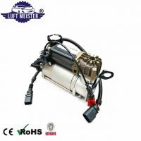 China Oe # 4E0616007A Audi A8 Air Suspension Compressor , Air Ride Air Compressor Pump on sale