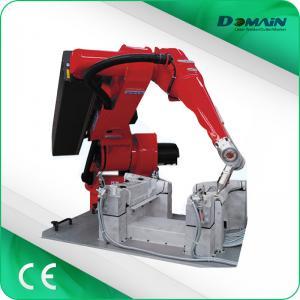 China Metal Robotic Spot Welding Machine / Cnc Welding Robot 100w ~ 2000W For Impeller on sale