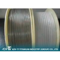 ERTi - 20 Titanium And Titanium Alloy Wire Welding Wire Rods AWS A5 . 16M - 2007 Manufactures