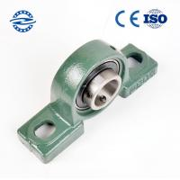China Long Life UCP205 type e Pillow Block Bearing Housing P205 Green Color 0.22kg on sale