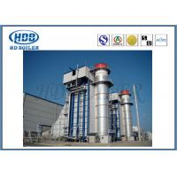130T/h Circulating Fluidized Bed Combustion Boiler / Hot Water Boiler For Power Station Manufactures