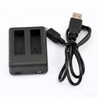 China GoPro Hero 4 Dual Battery Charger For Go Pro Hero 4 AHDBT-401 Battery Charger on sale