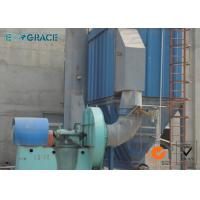 Industrial Reverse Pulse Jet Bag Filter Dust Collector For Cement Plant Or Mining Manufactures