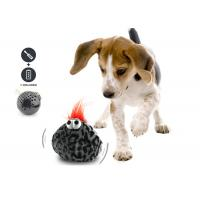 Lovely Shaking Jumping Squeaky Dog Ball , Motorized Ball Dog Toy With Batteries Manufactures