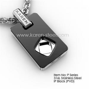 China Stainless steel men's pendants on sale