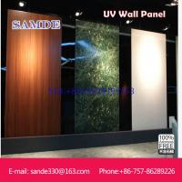wall decoration material with artificial stone marble look  2440*1220*6/8/9mm Manufactures