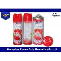 Disposable 360ML Aerosol Spray Air Freshener Jasmine Flowers Fragrance Manufactures