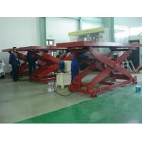 Stationary Aerial Scissor Lift  4200kg Capacity With1150mm Lifting Height Manufactures
