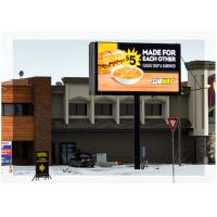 Quality Weather Proof Outdoor Led Video Screen , 4k Led Wall High Refresh Rate for sale