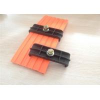 50A-140A High Tro Reel System , Light Weight Seamless Conductor Bar Manufactures