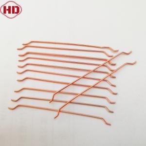 China end-hooked steel  fiber for SFRC on sale