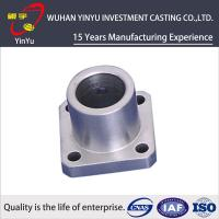 China High Performance Cast Carbon Steel Products , Custom Investment Casting Metal Auto Parts on sale