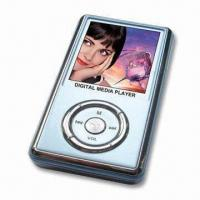 1.8-inch MP4/MP3 Player with Nokia Style Battery and FM Function Manufactures