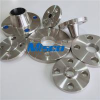 China ASTM A182 / ASME SA182 600LB F304 / 304L Flanges Pipe Fittings , Stainless Steel Socket Welded Flange on sale