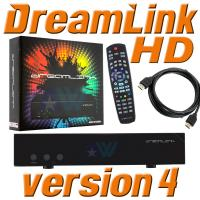 Dreamlink DVB-S2 Satellite Receiver With LAN Port / SPDIF Port / HDMI Port Manufactures