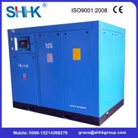 110kw rotary screw air compressor made in china Manufactures
