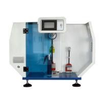 China Plastic Cantilever Beam Impact Testing Machine/ Digital Charpy Impact Testers on sale