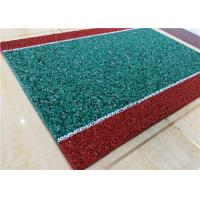 High - End Customized Jogging Track Flooring Corrosion Resistant 160cm Width Manufactures