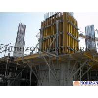 High Efficient Jump Form Formwork System Crane Lifted Steel Raw Material Manufactures