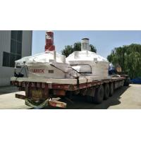 China Steel Material Planetary Concrete Mixer 1125L Input Capacity 30kw Mixing Power on sale