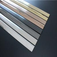 Polished Finishes Matt Stainless Steel U Channel U Shape Profile Trim 201 304 316 Manufactures