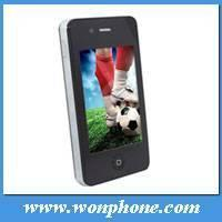 Wholesale F073 GPS Wifi TV Mobile phone with dual cameras Manufactures