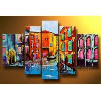 Modern Oil Painting / Framed Oil Painting / Decoration Oil Painting (XD5-006) Manufactures