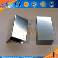 China aluminum extrusion panel production line supply structural aluminum extrusions for shower room aluminum profiles on sale