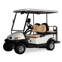 Customized Electric Car Golf Cart 4 Seater Range up to 50 Miles Per Charge Manufactures