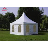China 4x4m Anodized Aluminum Garden Pagoda Marquee For Parties / Wedding on sale
