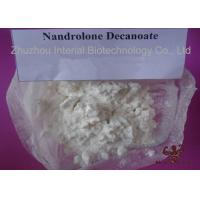 High Pure Nandrolone Decanoate Steroid Raw Powder Deca Durabolin Injectable CAS 360-70-3 Manufactures