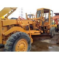 Year 1995 Used Motor Grader Mitsubishi MG400 Used 58513 hours Manufactures