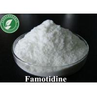 Pharmacutical Inbibitor APIs Famotidine For Gastric Uncer CAS 76824-35-6 Manufactures