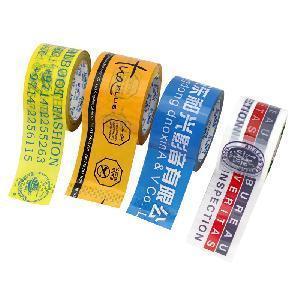 Carton Sealing Printed BOPP Tape (7410) Manufactures