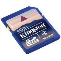 Wireless Kingston SD Memory Card, 4G Kingston Sd Card,  2Mb / s Manufactures