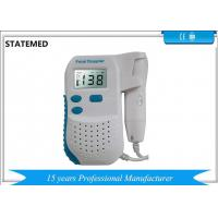 Baby Heart Doppler Portable Ultrasound Scanner For Hospital And Home Manufactures