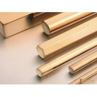 C22000 Brass Copper Rod Bar , 8mm Copper Rod High Corrosion Resistance Manufactures