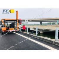 Professional Roller Crash Barriers  Road Guard Rail Anti Crash Easy To Install Manufactures