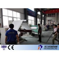 China Professional PS Foam Production Machine / Ps Foam Sheet Extruder Machine on sale