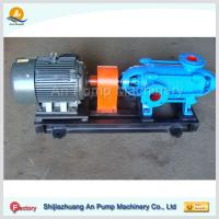 China Centrifugal Multistage High Pressure Boiler Feed Water Pump on sale