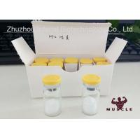 CAS 121062-08-6 Melanotan 2 Tanning Injections , Solid MT2 Peptides For Skin Care Manufactures