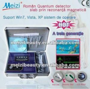 China Sub health analyzer latest quantum magnetic body analyzer on sale