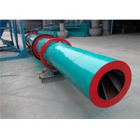 Industrial Single Drum Dryer Sand Sawdust Dryer With CE Certification Manufactures