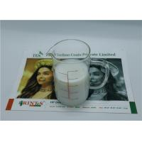 China Water - Based Inkjet Acrylic Coating For Inks And Paper Heat Resistance on sale
