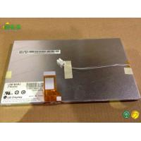 Surface Antiglare LG LCD Panel LB070W02-TME2 7.0 Inch Module Outline 164.9×100mm Manufactures