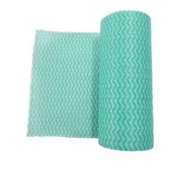 Non-woven Fabric Kitchen Cleaning Cloth Roll / Washer Kitch Cloth Manufactures